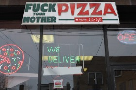 Fuck Your Mother Pizza
