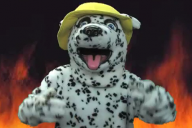 Fire Prevention with Sparky: Dangerous Scenarios