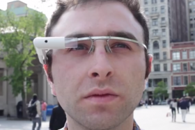 Google Glass Photographer